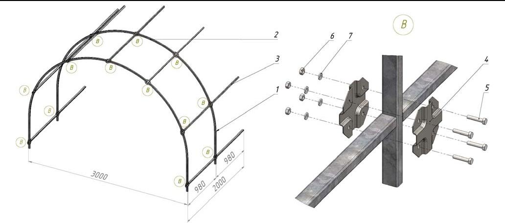 Рисунок 5 - Схема сборки